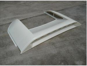 真空成型汽车面板