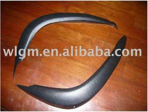 塑料轮罩的热成型真空成型